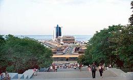 Odessa sightseein